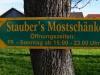 Staubers Mostschänke zur Schloß-Taverne Katzenberg am 26. März 2017