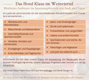 Hotel Klaus