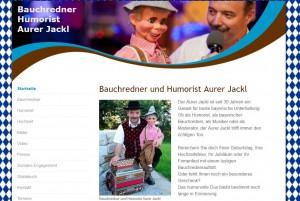 Bauchredner Aura Jackl