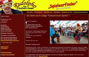Rudolpho der Zauberclown